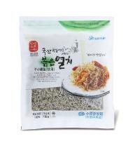 韩国天日盐炒菜鯷鱼